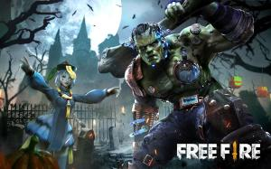 Android Garena Free Fire: Spooky Night Screen 1
