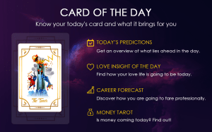 Android Tarot Cards Reading Free - Daily Tarot & Yes or No Screen 3