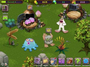 My Singing Monsters 2.3.3 Screen 1