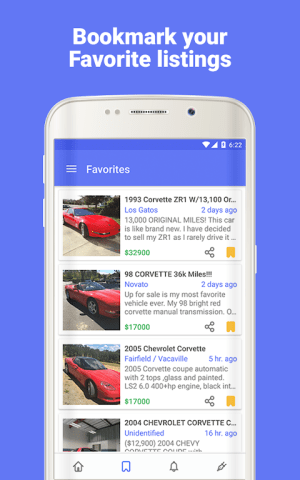 Android Daily Classifieds App Screen 5