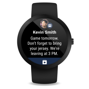 Wear OS by Google Smartwatch (was Android Wear) 2.10.0.188487362 Screen 12