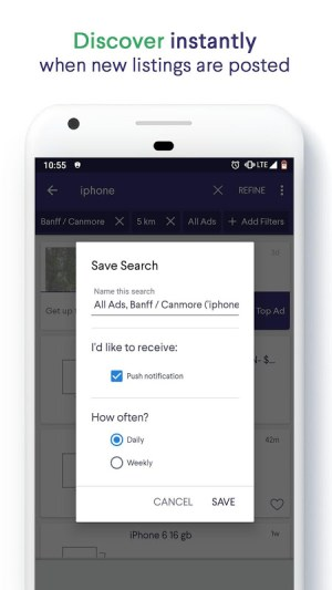 Kijiji: Buy, Sell and Save on Local Deals 9.4.1 Screen 2