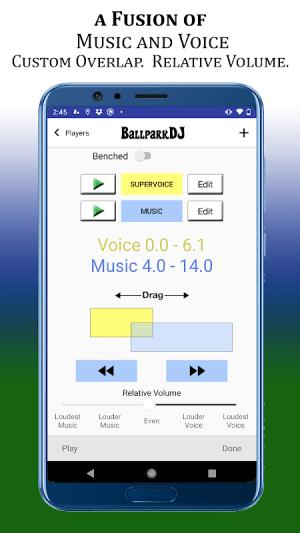 BallparkDJ Walkout Intros 10.0.2 Screen 7