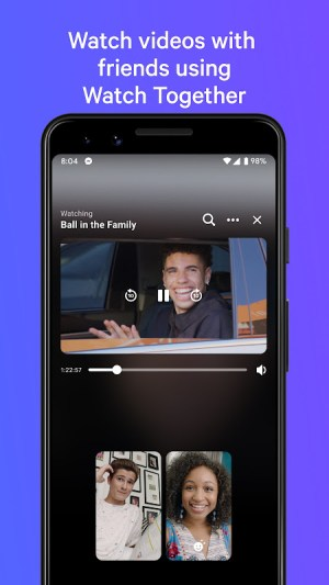Messenger – Text and Video Chat for Free 333.0.0.0.56 Screen 7