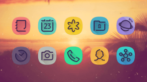 Viral - Free Icon Pack 8.7 Screen 5
