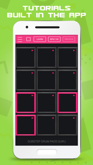 Dubstep Drum Pads Guru 1.09 Screen 8