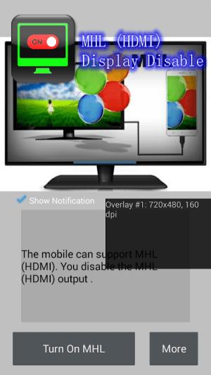 MHL (HDMI) Switch 1.4.6 Screen 2