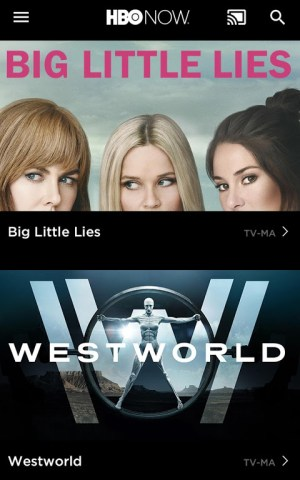 HBO NOW 1.6.0 Screen 5