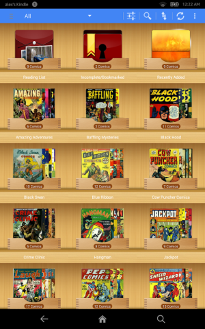 ComiCat (Comic Reader/Viewer) 2.42 Screen 14