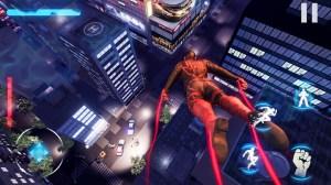 Android Grand Superhero Justice Sim Screen 1