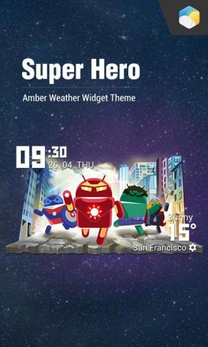 SuperHero 3.1_release Screen 2