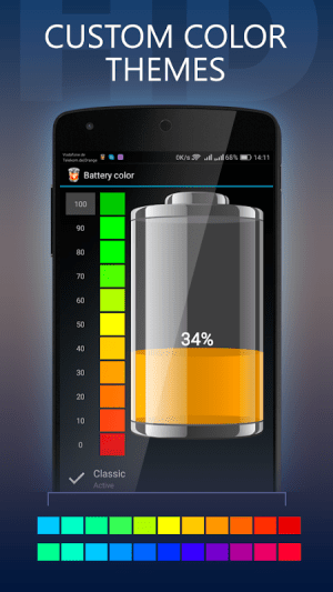 Battery HD Pro 1.92 (Google Play) Screen 4