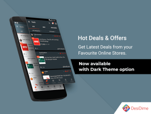 DesiDime - Online Deals & Coupons 3.1.9 Screen 8