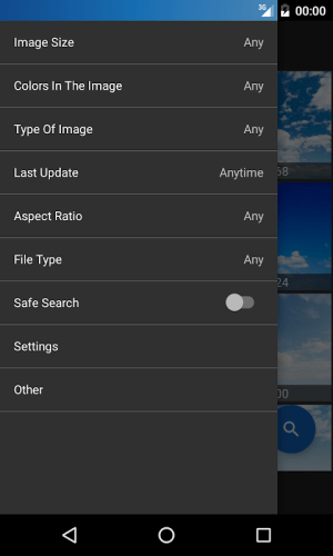Image Search 2.3.1 Screen 1