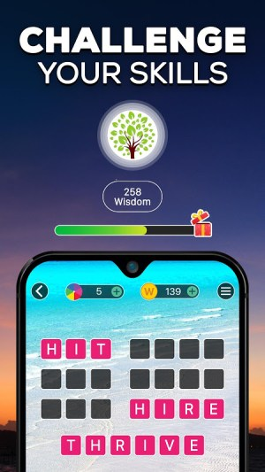 Word Trip - Word Connect & word streak puzzle game 1.338.0 Screen 2
