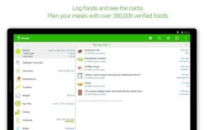 Diabetes & Diet Tracker 5.6.1 Screen 12
