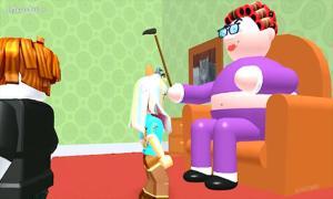 Android Guide Roblox Escape Grandma's House Obby Screen 1