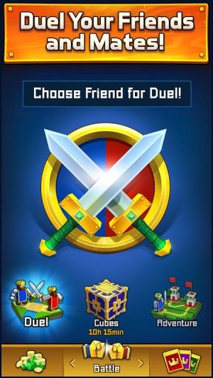 Android Royale Clans – Clash of Wars Screen 4