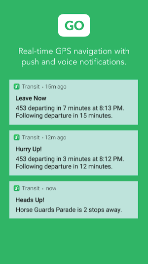 Transit - Live Transport App 5.0.1 Screen 4