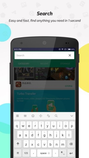 Android Super File Manager (Explorer) Screen 6