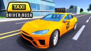 Taxi Driver Rush: Extreme City Pro Driving 1.0 Screen 4