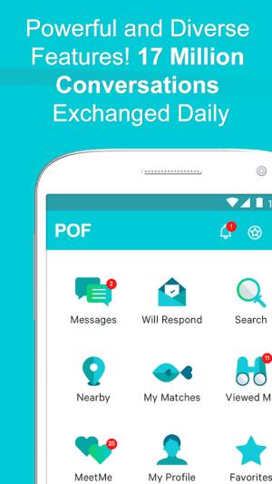 POF Free Dating App 3.94.0.1418971 Screen 7