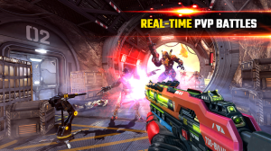 Android Shadowgun Legends: FPS Multiplayer Shooting Games Screen 1