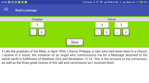 Prophet Kacou Philippe (Official) 5.9.0 Screen 9