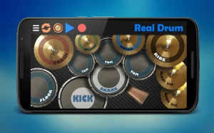 Android Real Drum - The Best Drum Pads Simulator Screen 2