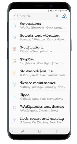 Stylish Fonts for Samsung and Huawei phones 1.0.5 Screen 3