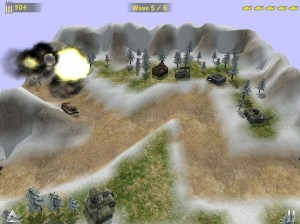 Concrete Defense 1940: WWII Tower Siege Game 1.6 Screen 3