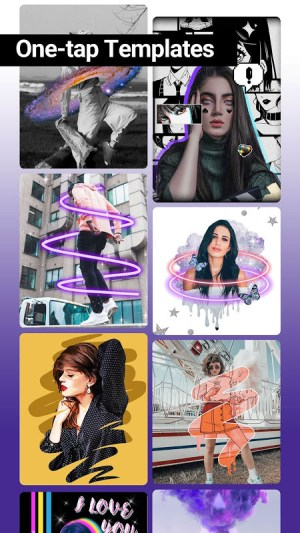 PicsKit Photo Editor: Free Cutout, Collage, Filter 2.1.0.1 Screen 3