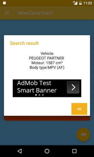 What Car Is That? 7.7.3 Screen 6
