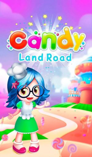 Android Candy Land Road Screen 5