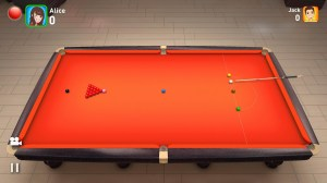 Android Real Snooker 3D Screen 7