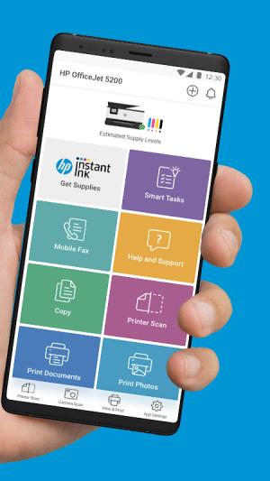 HP Smart 7.1.161 Screen 15