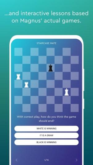 Magnus Trainer - Learn & Train Chess A1.7.171 Screen 1