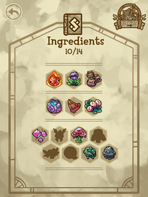 Alchademy 3.2.3 Screen 7
