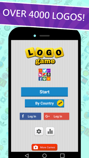Android Logo Game: Guess Brand Quiz Screen 9