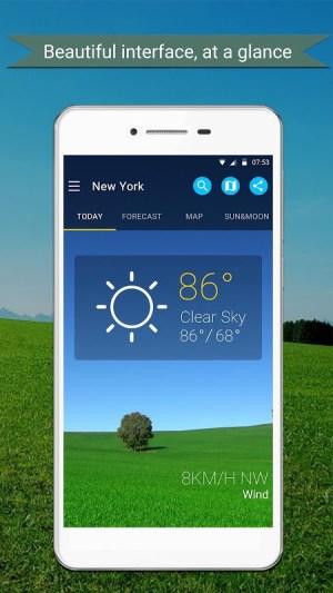 Weather 1.3 Screen 3