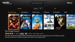 Amazon Instant Video-Google TV FireTv.258.47601 Screen 1