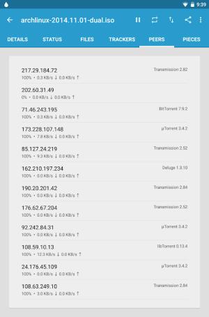 Flud (Ad free) 1.8.3.3 Screen 10