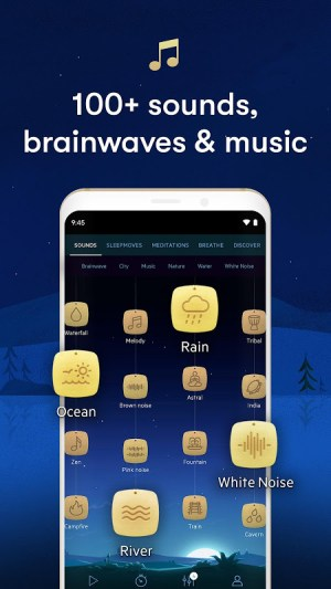 Relax Melodies: Sleep Sounds to Calm & Meditate 7.14.2 Screen 3