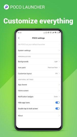 POCO Launcher 2.7.2.7 Screen 7