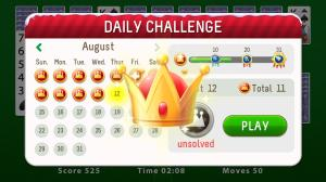 Spider Solitaire 1.0.179 Screen 4