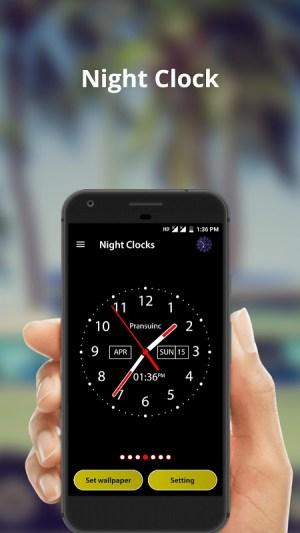 Night Clock 1.7.4 Screen 4
