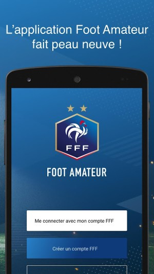 Le Foot Amateur, Matches & Ligues 4.3.1 Screen 3