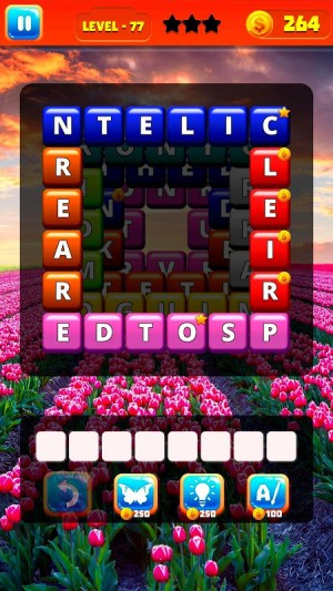 Wordy: Hunt & Collect Word Puzzle Game 1.1.3c Screen 2