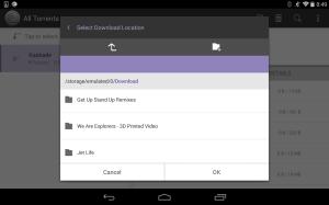BitTorrent® Pro - Official Torrent Download App 6.1.4 Screen 13