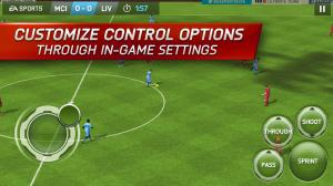 Android FIFA 15: UT Screen 3